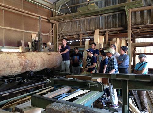 上大木材製材見学-4